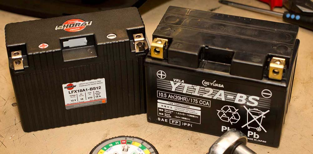 Best Motorcycle Battery Reviews