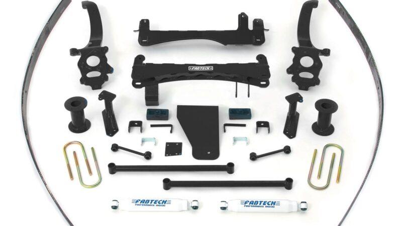 Top 5 Nissan Titan Lift Kits