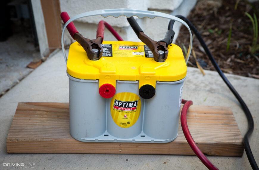 Top 5 Optima Deep Cycle Batteries