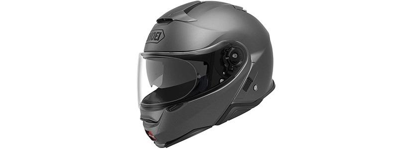 Shoei Solid Neotec 2 Modular Motorcycle Helmet