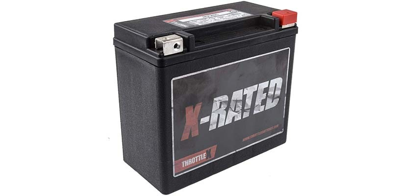 ThrottleX MX20L – MOTORCYCLE BATTERY – 500+ CCA