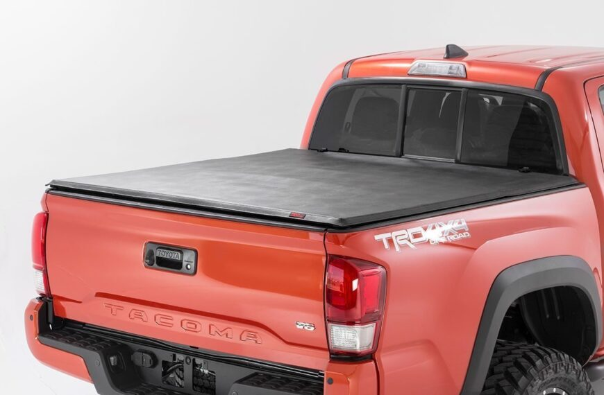 Top 5 Toyota Tacoma Bed Covers