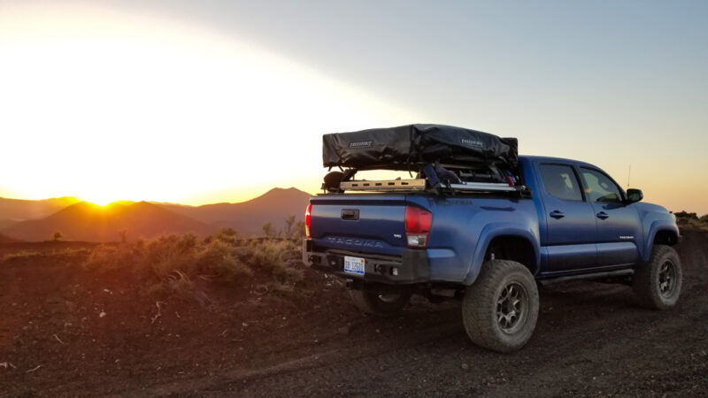 Top 3 Toyota Tacoma Bed Racks