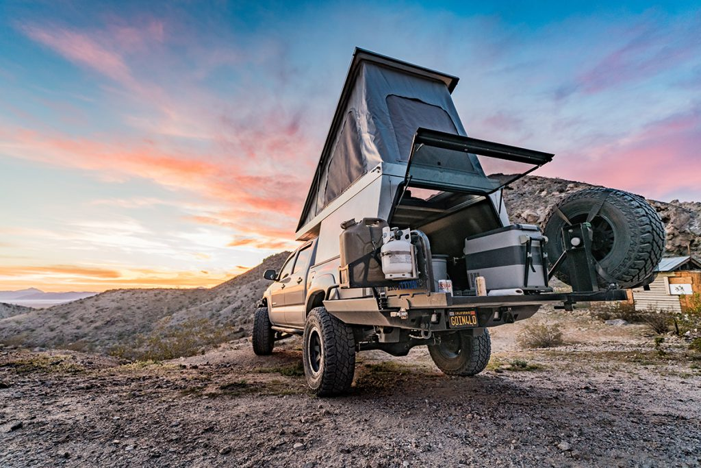 Top 4 Toyota Tacoma Camper Shells for 2020 Compared ...