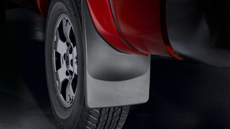 Top 5 Toyota Tacoma Mud Flaps