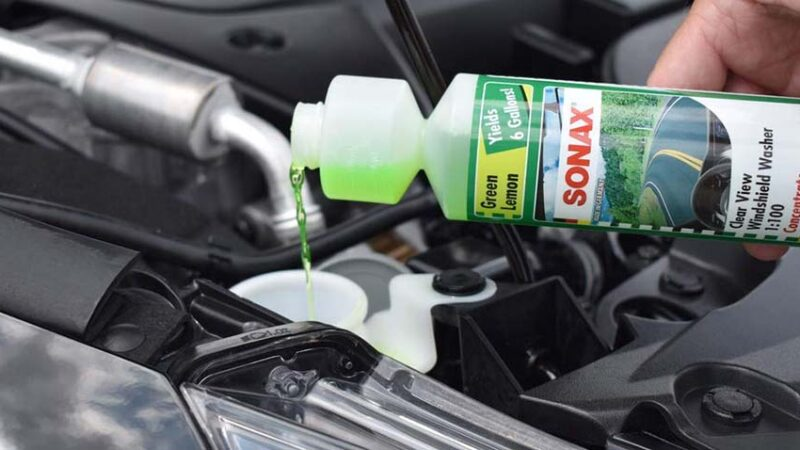 Best Windshield Washer Fluid Reviews