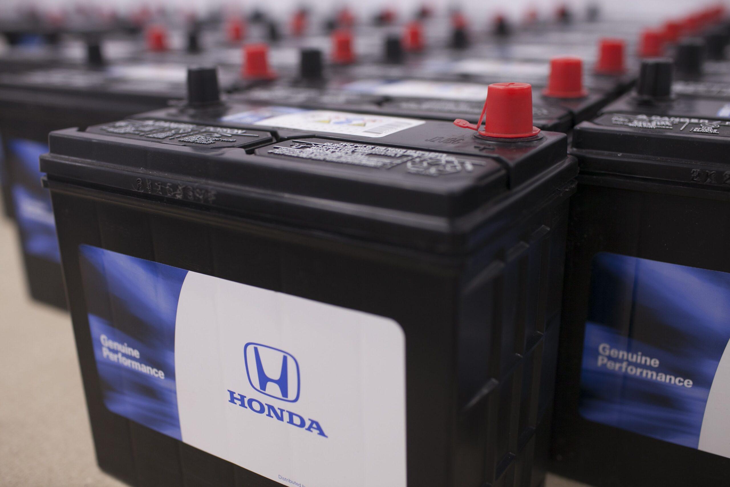 Top 5 Honda Batteries