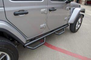 jeep wrangler side step