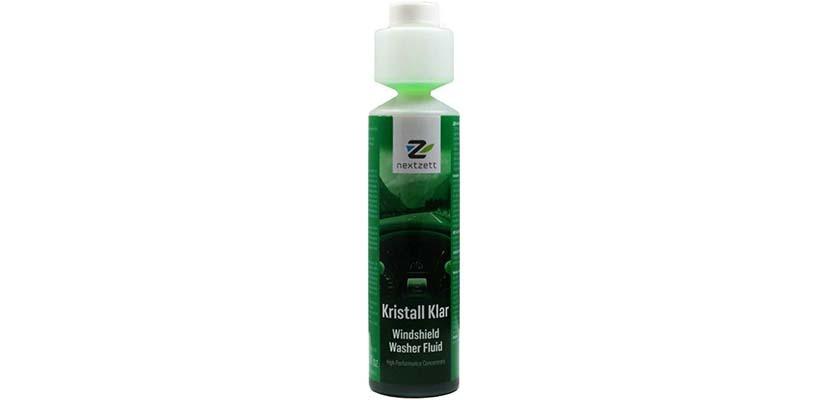 nextzett 92100815 Kristall Klar Washer Fluid