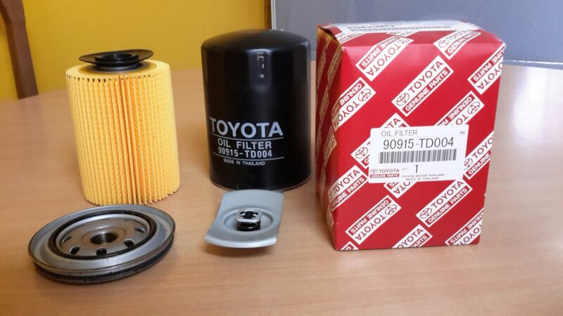 Top 5 Best Toyota Oil Filters