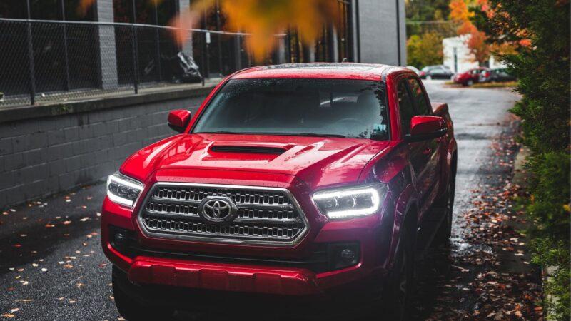 Top 5 Toyota Tacoma Headlights