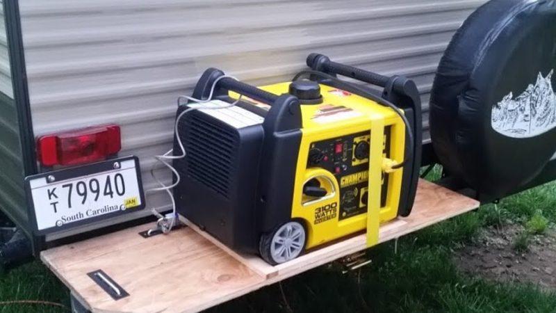 Can Generator Get Wet