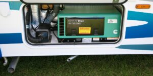 generator for RV air conditioner