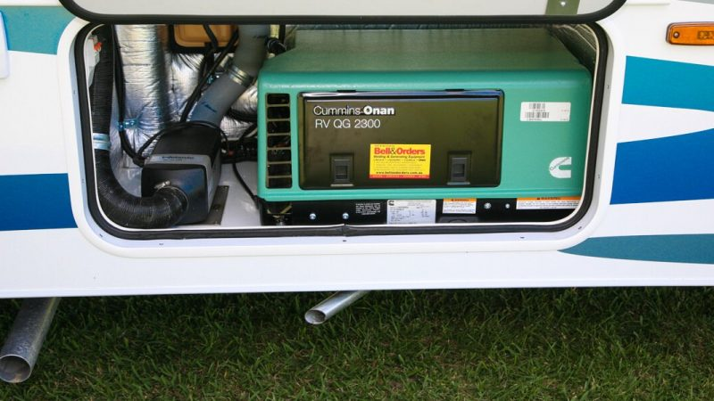 How Many Watts Does It Take to Run Generator for RV Air Conditioner