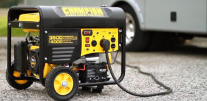 generator for travel trailer