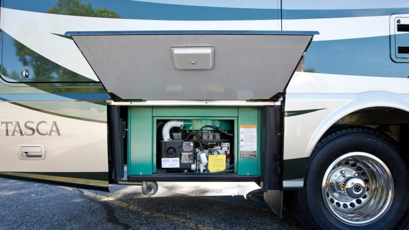 What is a Generator Used for in an RV – Beginner's Guide