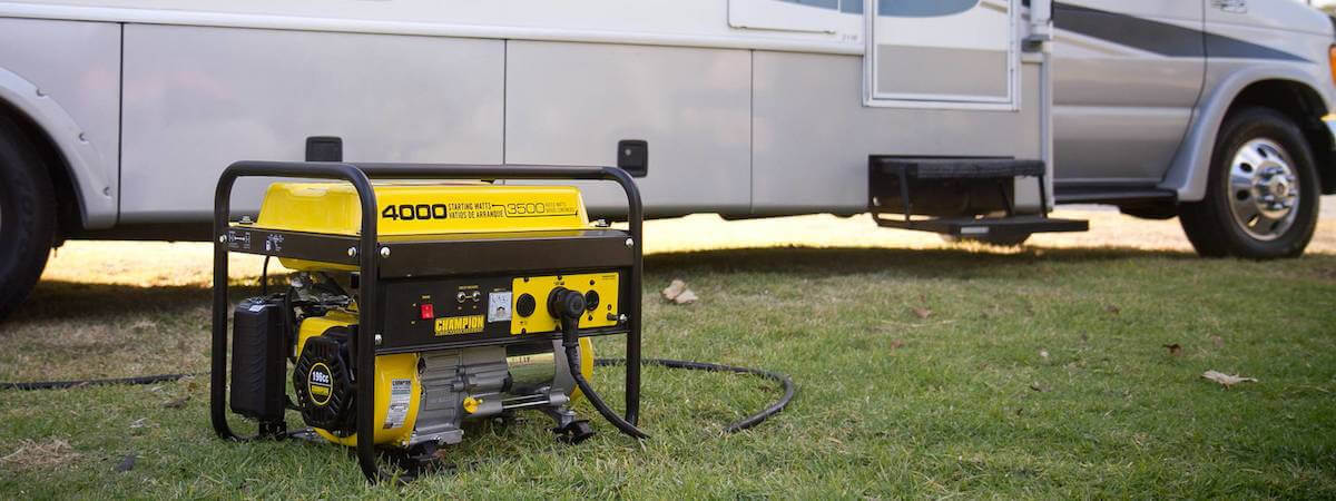 Best RV Generator Reviews