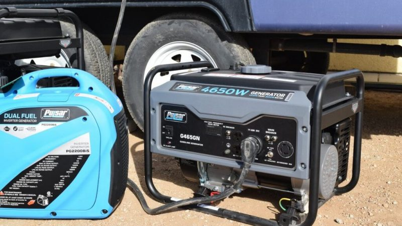 Can Generator Charge RV Battery?