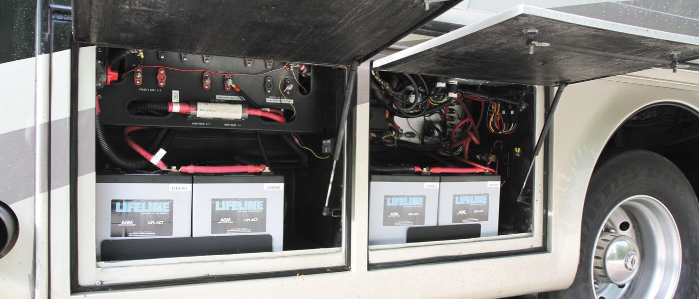 Can You Charge RV Battery While It Is Connected?