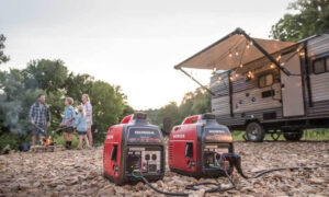 how to choose generator for travel trailer