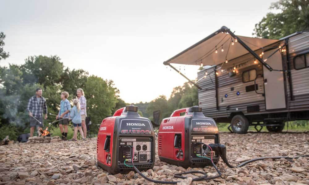 How to Choose the Best Generator for a Trailer
