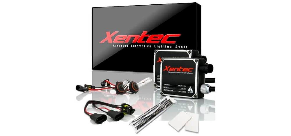 Xentec 9006 (HB4) 6000K