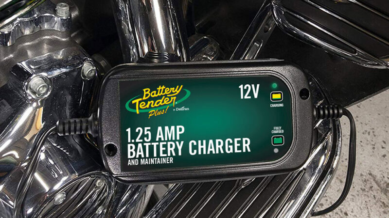 Best Motorcycle Battery Charger Reviews