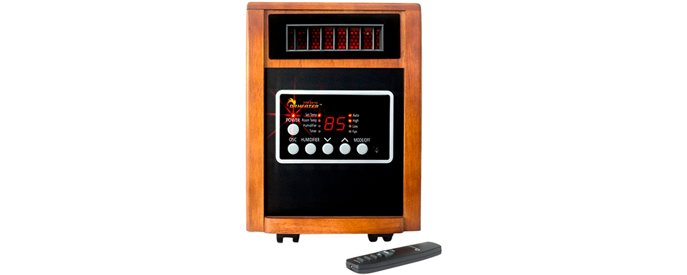 Dr Infrared Heater DR-998